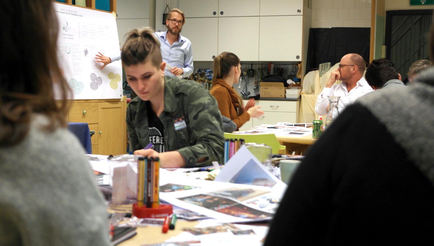 Co-creatie voor VMBO onderwijs met docenten