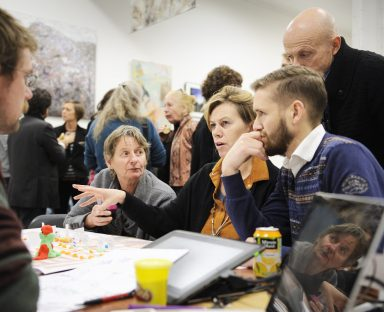 Participatie door Cocreatie Omslag
